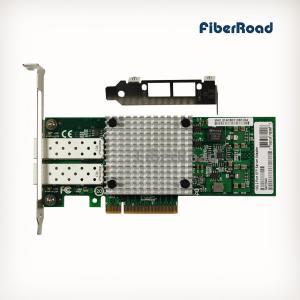 China PCI Express x8 Dual Port SFP+ 10 Gigabit Server Adapter(Intel 82599ES Based) on sale