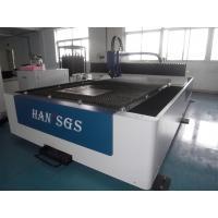 CNC Stainless Steel Laser Cutting Machine / Sheet Metal Cutting Tool