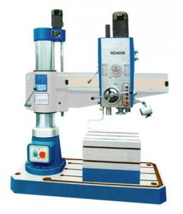 China Drilling Machine/  Radial Drilling Machine-RD4008 / 10L / 10 / 16 on sale