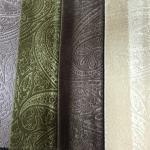 Embossed Italy Velvet Sofa Fabric Dyed and Embossed Simple Nordic Style