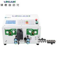 Universal/Double Lines Wire Stripping Machine for AWG #15-28 DNBX-30/30s