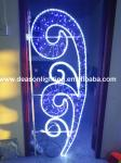 LED Light Christmas Pole Motif light/Christmas Street LED lighted decoration
