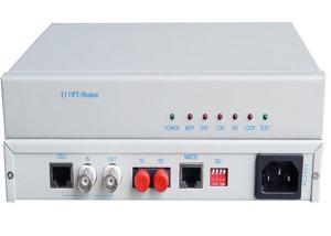 China E1 fiber optic modem on sale