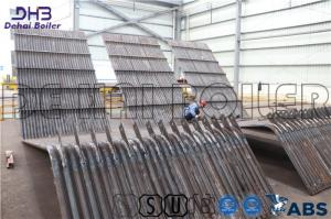 China ASME Or EN Standard Boiler Membrane , Long Life Boiler Water Wall Fabrication on sale