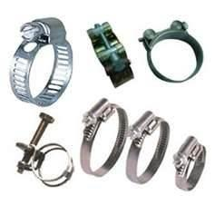 China CNC turning, die casting stainless steel clamp zinc plated, Billet Clamps on sale