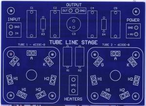 China RoHS Quick Turn PCB Prototypes Blue Solder Mask , Quick Turn Pcb Fabrication on sale