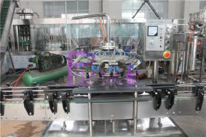 China Fully Automatic Glass Bottle Washing Machine Industrial Rotary Bottle Washer 2000BPH on sale