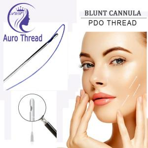 China Suture lifting pdo pdo face thread lifting cog thread for face lift on sale
