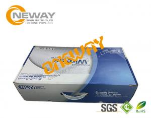 China Custom Printed Packaging Boxes Color Corrugated Tuck Top Cardboard Mailing Boxes on sale