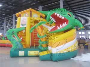 China Juggling clown inflatable slide/Cheap inflatable slide/Inflatable climbing slide for kid on sale