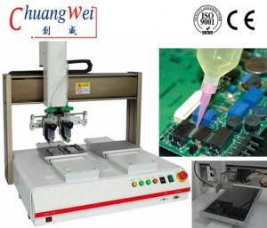 Quality Electronic Appliances Production Line Pcb Dispenser Chip Binding for sale