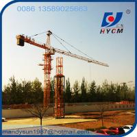 Algerie Popular 4t Small Tower Crane