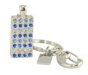 China Jewelry USB Flash Drive , High Speed Diamond USB 2.0 Flash Stick on sale