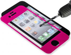 China removing iphone screen protector with reflect resistant for iphone 4, 4gs on sale