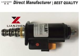 China Excavator Spare Parts 320B 320C 320D Hydraulic Engine Stop Solenoid Valve 121-1491 on sale