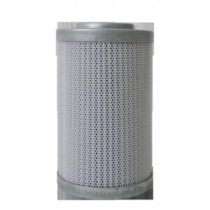 China Perforated Plates Lube Oil Filter Cartridge , Lightweight Hydraulic Oil Return Filter on sale