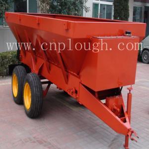 China fertilizer spreader machine on sale