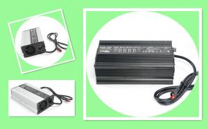 China 48V 8A Lead Acid Battery Charger Automatic 3 Steps Charging for SLA, GEL, AGM battery on sale