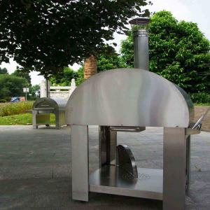 ... Quality Outdoor Wood Fired Pizza Oven Portable Used Wood Burning Oven  For Sale ...