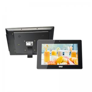 China wall mount 14 inch POE touch tablet PC Android 5.1 OS on sale