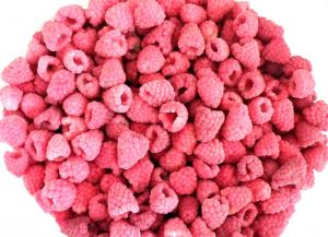 China 2014 new crop IQF frozen raspberry on sale