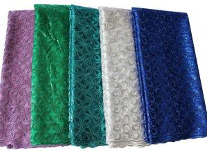 China High quality tulle laces fabric for wedding dress wholesale teal new tulle lace on sale
