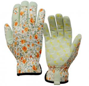 China wholesale Winter printed garden Gloves hotsale garden Gloves for workout garden on sale