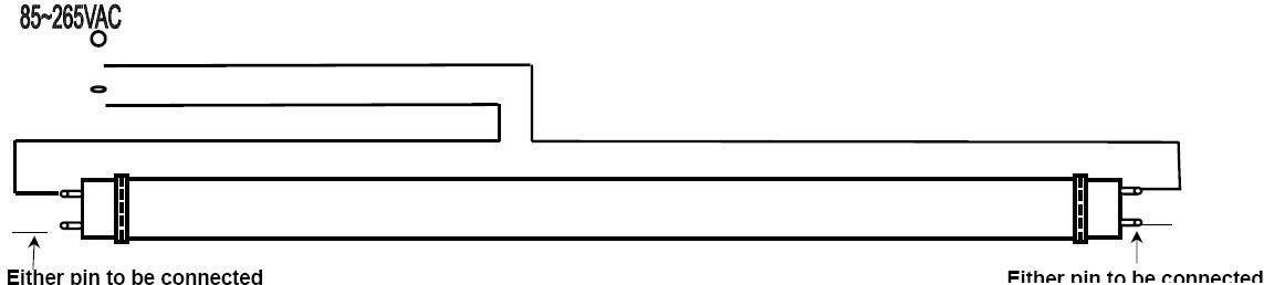 tub led 18 w samsung lm 561 110lm w for samsung led tube wiring diagram for led t8 tube light t8 jpg
