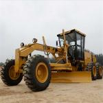 Safety Road Construction Machinery 190hp Motor Grader SEM919 With SDEC Engine