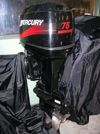 2012 mercury 75hp outboard motor 75elpt efi for sale for Mercury outboard motor for sale