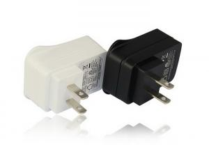China 6W American Type USB Power Adapter Wall ChargerFor USB Mini Fan Single Port on sale