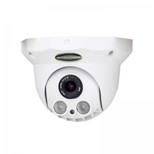 China 720P indoor onvif dome ir IP camera for cctv system on sale