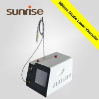 sunrise 980nm vascular removal machine home use Diode Laser for veins removal machine