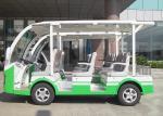 coche de visita turístico de excursión eléctrico de 8 asientos