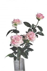 China 63cm Fake / Artificial Lavender Stems , Fake Rose Stems For Festival Decor 0.057KG on sale