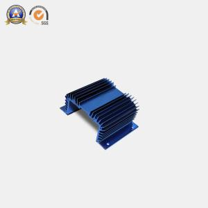 China Custom Aluminum Parts Aluminum Extrusion Radiator Heat Sink For Car Amplifier on sale