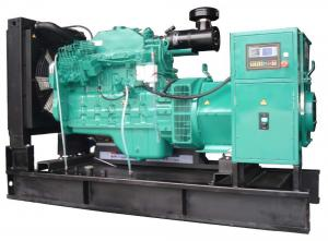 Quality Low Fuel 150kva 120kw Diesel Generator Set , Genset Diesel Generator With With Cummins Engine for sale