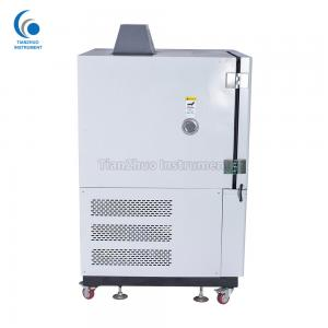China Programmable Environmental Simulation Chambers , 80L Constant Temperature Humidity Chamber on sale