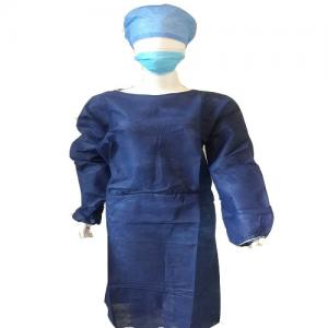 China Disposable Surgical Gown  Patient Gown  Popular with by most buyer on sale