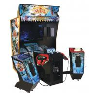 Top Gunner Indoor Shooting Arcade Machine 55 With High Definition LCD