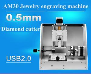 China USB control interface DSP offline control cut jewelry machine on sale
