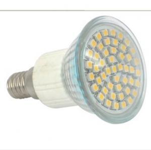 China 6500K Energy Saving 3528 SMD LED Spotlight 3 Watt CRI80 , E14 Indoor LED Spotlights on sale