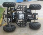China Large 13.4hp Water Cooled Atv Automatic 4 Wheeler With Aluminium Exhaust Pipe wholesale
