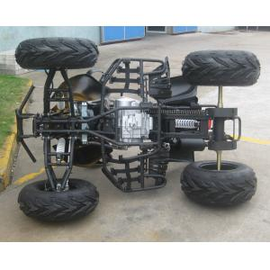 China Large 13.4hp Water Cooled Atv Automatic 4 Wheeler With Aluminium Exhaust Pipe on sale