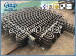 Boiler Spare Parts Superheater  and Reheater For Utility / Power Station , High Efficiency Heat Exchanger