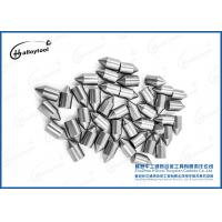 Customized Tungsten Carbide Buttons/ Tips for Auger Tips in Excavators