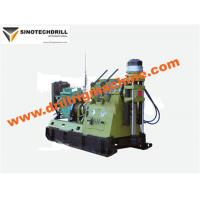 High Performance Diamond Core Drill Rig For Geology / Mineral Exploration Core Drilling
