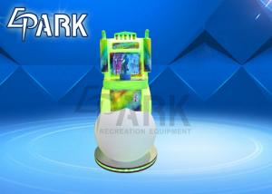 China Kids Action Game Truck Housing Coin Operated Game Machine With HD LCD Screen on sale