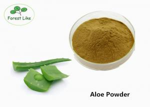 China Natural Superfood Supplement Powder Aloe Powder For Beauty And Skincare on sale