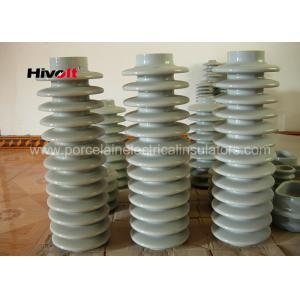 China ANSI標準的なHVの変圧器のブッシュまたはコンデンサーのブッシュの絶縁体色の灰色 on sale